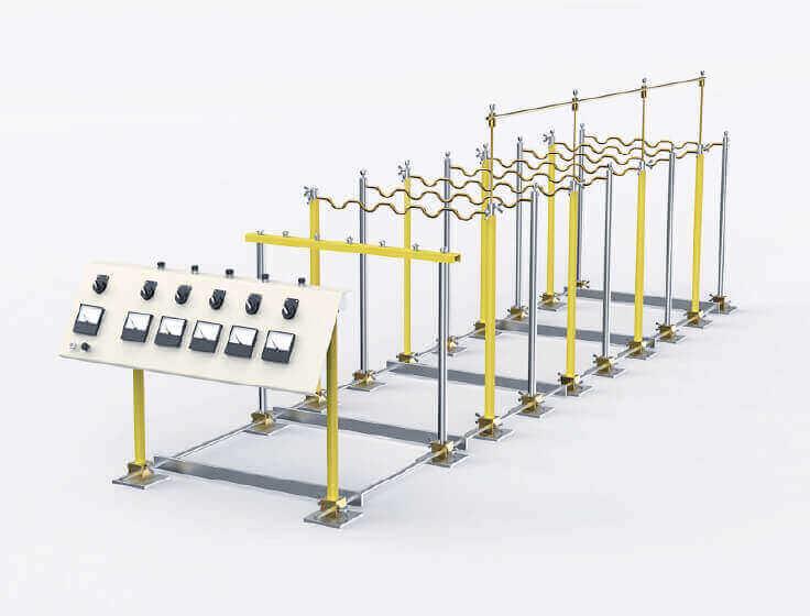 活線作業用器具耐電圧試験装置