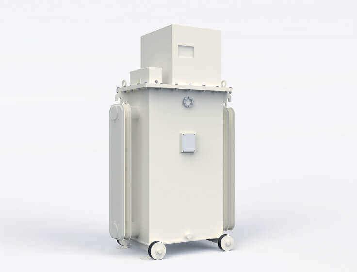 摺動電圧調整器