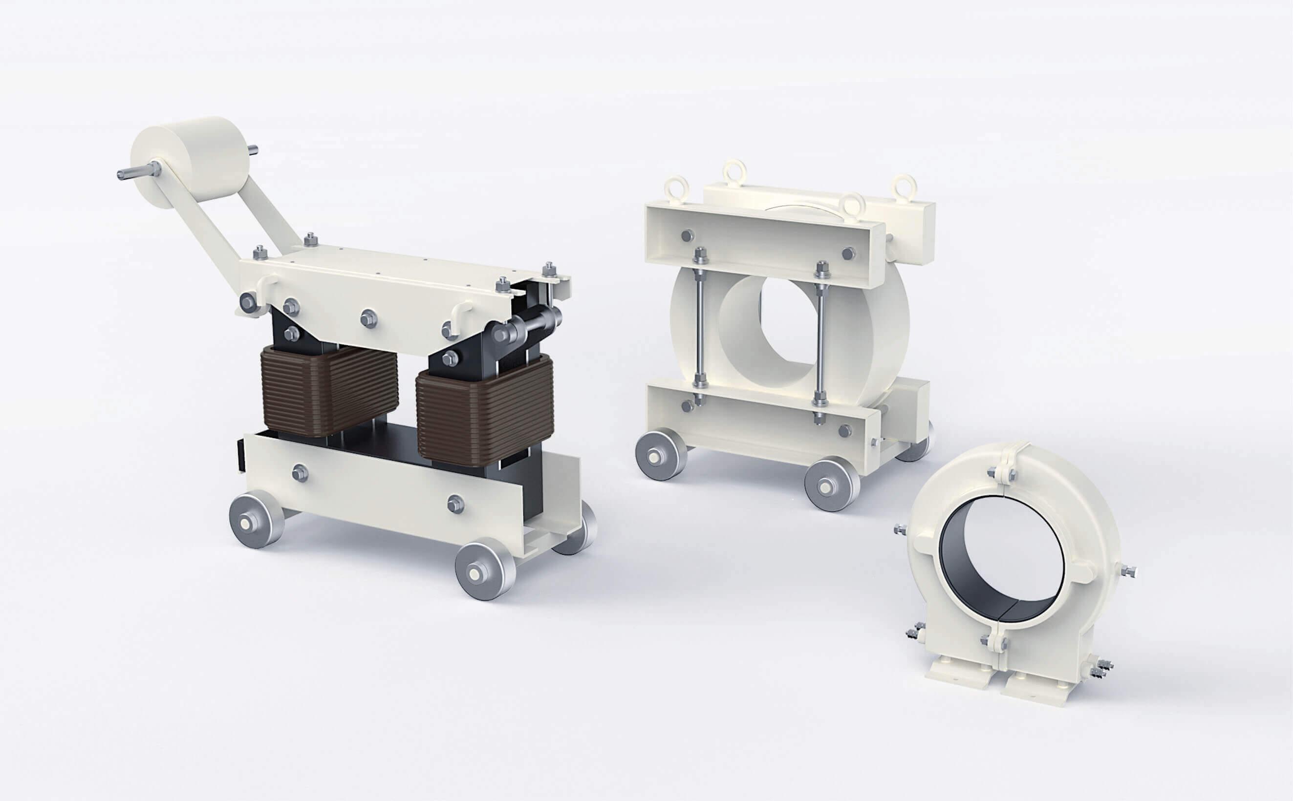 通電試験装置