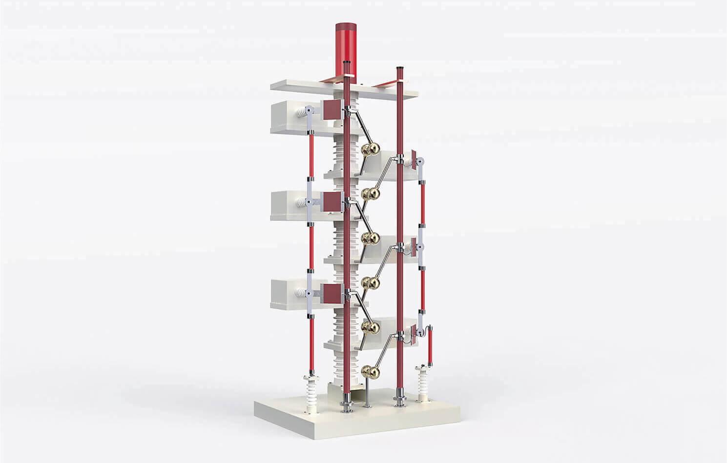 インパルス電圧発生装置