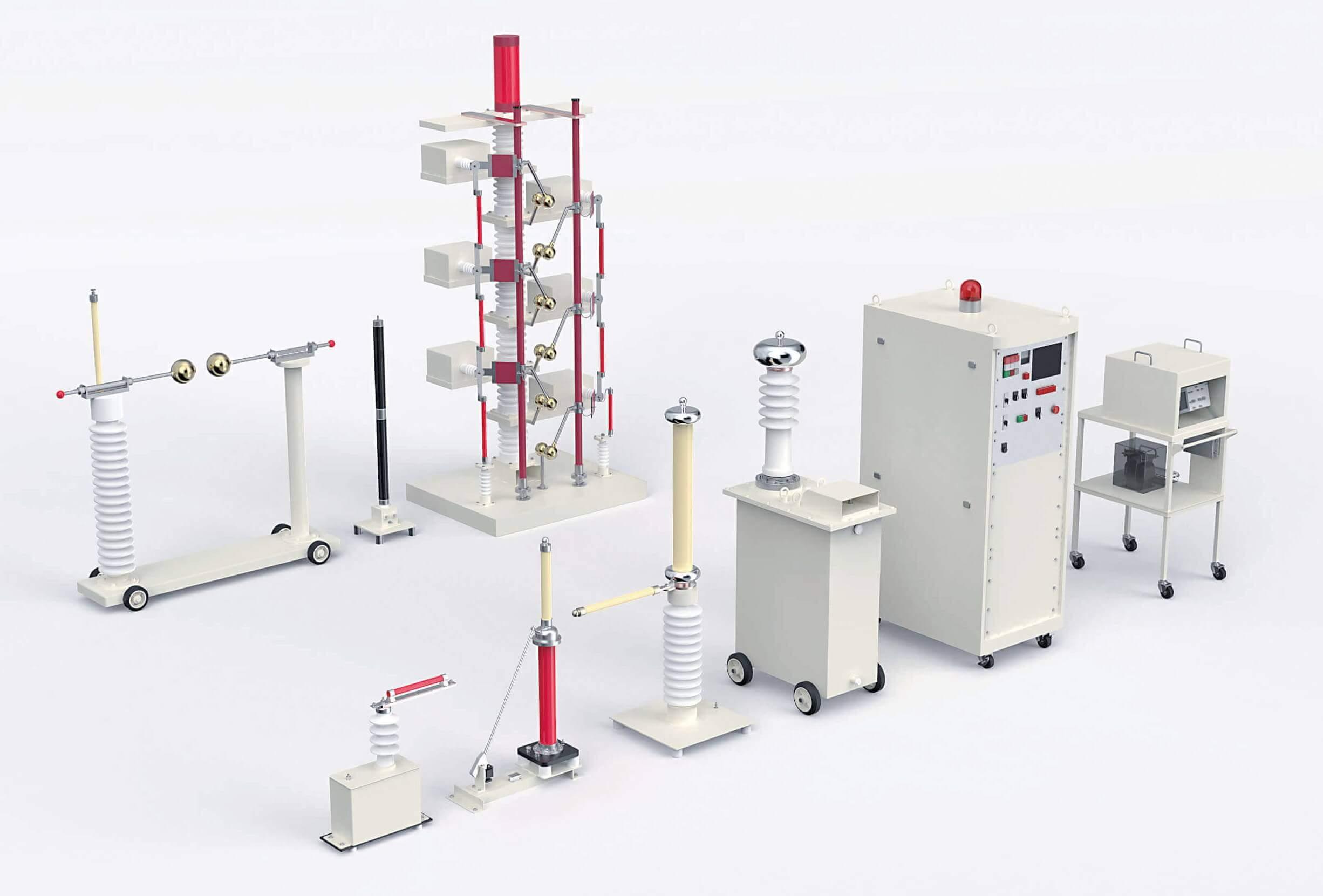 教育機関向け高電圧実験装置